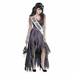 amscan 845945-55 - Disfraz para Mujer, Talla M, 38 - 40 cm, Multicolor