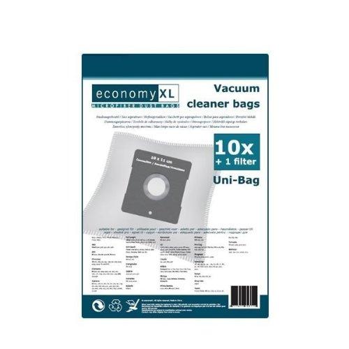 10 Staubsaugerbeutel für WOLF 1730