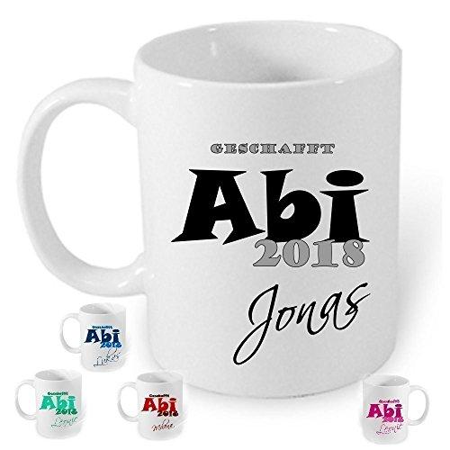Billig Abi Geschenk 2018 Handmade Aa311 Tasse Kaffeebecher Kaffee