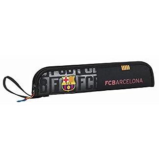 SAFTA Portaflautas F. C. Barcelona Black