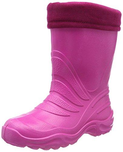 Lemigo superlight Eva kids rubber boots lined rain boots 861 (royal blue UK 6-7)