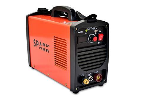 Cortadora de Plasma Inverter 40 amp hasta 12mm Corte de plas.