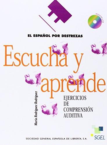 Escucha y aprende + cd (español por destrezas) EPUB Descargar gratis!