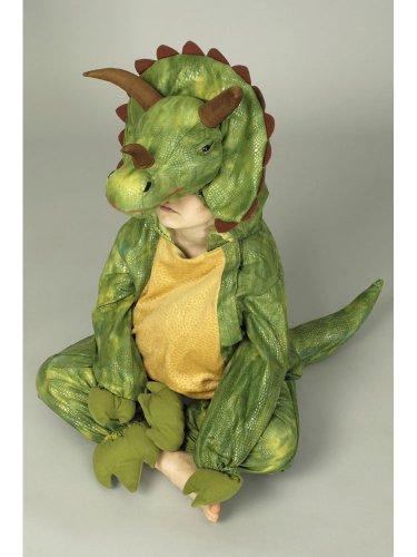 Kostüm für Kinder Overall Triceratops - Kinder Triceratops Kostüm