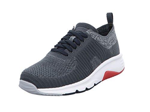CAMPER K100288-004, Chaussures de Ville à Lacets Pour Homme Gris Gris Gris