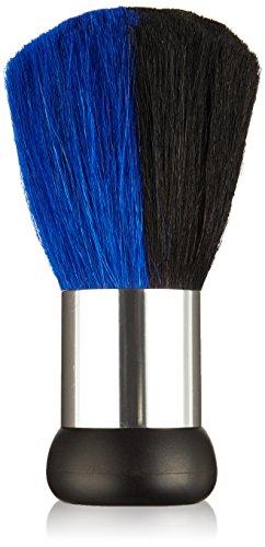 Nackenpinsel blau/schwarz