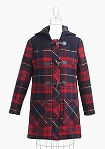 Cascade Duffle Coat–grainline Studio