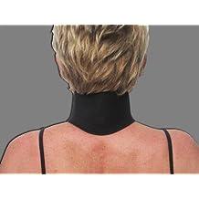 Inther Max Bambou - Collarín para los dolores de cervicales, fibras de bambú