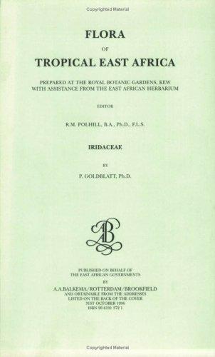 Flora of Tropical East Africa - Iridaceae (1996) por P. Goldblatt