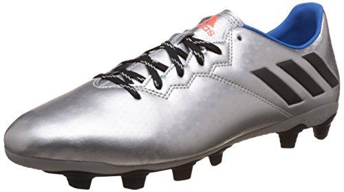adidas Herren Messi 16.4 FXG Fußballschuhe Plata (Plamet/Negbas/Azuimp) 44 2/3 EU