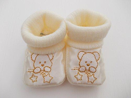unisex-knitted-little-teddy-baby-bootees-beige-newborn-to-3-months