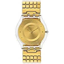 Ladies Swatch Skins - Golden Lips L Watch SFK394GA
