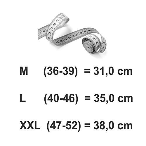 Pantofole Museo pistone con feltro suole Chi di varie dimensioni con / senza suola in ABS Grigio