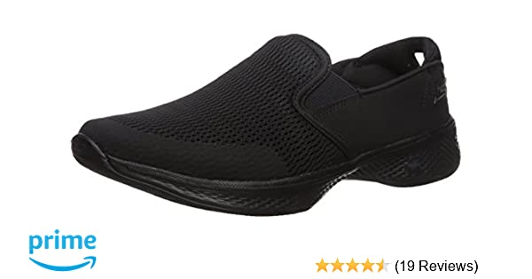 premium selection 98683 98f86 Skechers Women s 14927 Slip On Trainers, (Black), 2 UK 35 EU  Amazon.co.uk   Shoes   Bags