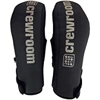 Crew Room Sup - Guantes para remar - Color Negro, medianos/Grandes