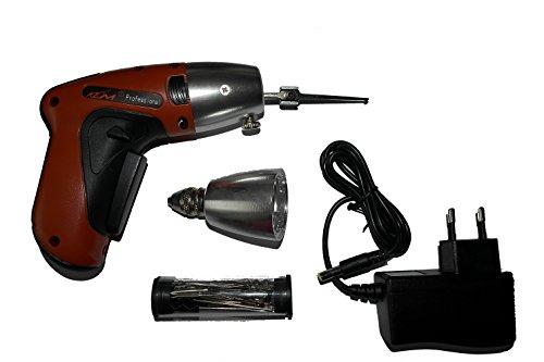 Picklock24. Pistola de cerrajero electrónica (incluye 22 ganzúas)