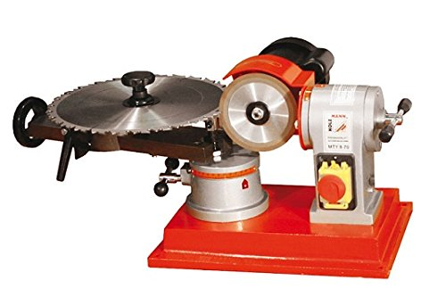 Preisvergleich Produktbild Holzmann Maschinen Kreissägeblatt-Schärfmaschine MTY 8-70 H040100003