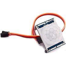HC-SR501Menschen Infrarot-Sensor Detektor Modul mit 3-Pin Kabel für Arduino