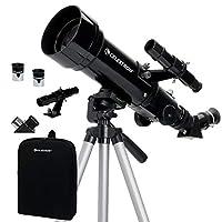 Celestron Portable Telescope Travel Scope 70