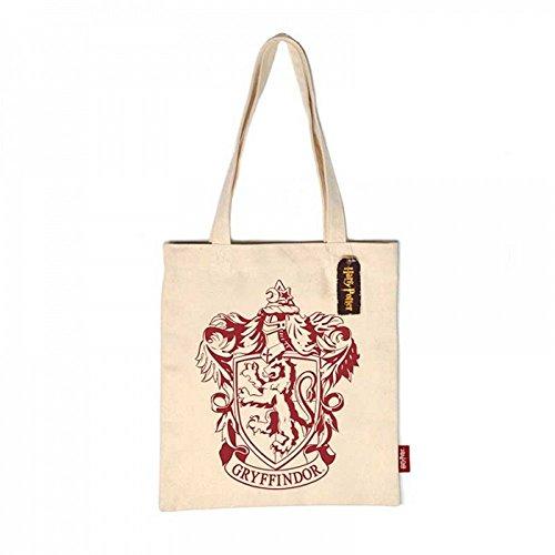 Harry Potter - Shopper Tasche - Gryffindor - Logo