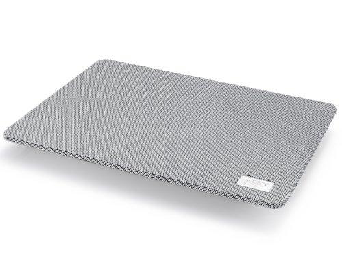 DEEPCOOL N1 Laptop Cooling Pad 180 mm Lüfter mit regelbarer Geschwindigkeit Notebook-Kühler (weiß)