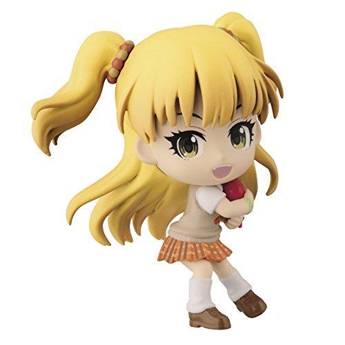 Preisvergleich Produktbild Banpresto The Idolmaster 2.4-Inch Rika Jougasaki Cinderella Girls Figure Chibi-Kyun-Chara Passion Visual Series by Banpresto