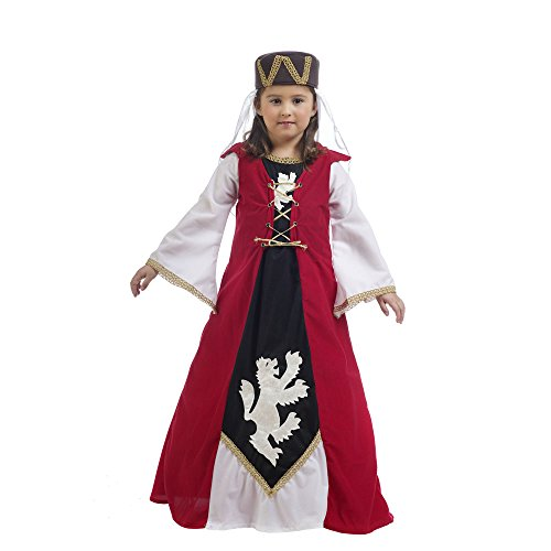 Limit Sport- Leonor Dama Medieval, disfraz infantil, 6 (MI978 6)