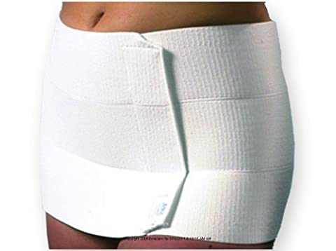 Dale Abdominal Binder [ABD BINDER 3 PANEL 9IN 46-6] (EA-1) by DALE MEDICAL PRODUCTS