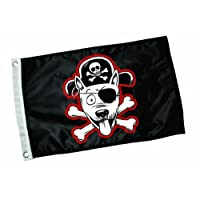Paws Aboard 4300 Pirate Flag