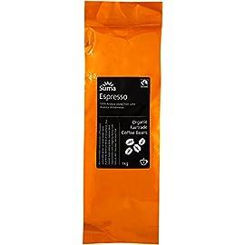 SUMA Organic Espresso Fairtrade Coffee Beans 1 kg