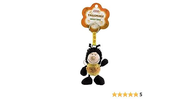 Nici 33693 Schlüsselanhänger Hummel 7 Cm Talisminis Spielzeug