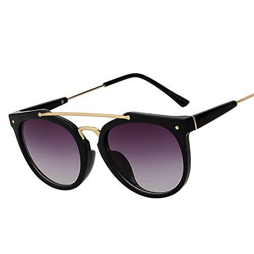 AAMOUSE Sonnenbrillen Retro Doppelbrücke Sonnenbrillen DamenmodeBrilleNeue SuperBrilleBrille