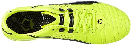 Puma King Ii Fg, Chaussures de football homme Multicolore (Safety Yellow/Black)