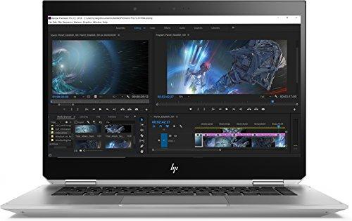 HP ZBook Studio i7 15.6 inch IPS SSD Quadro Silver