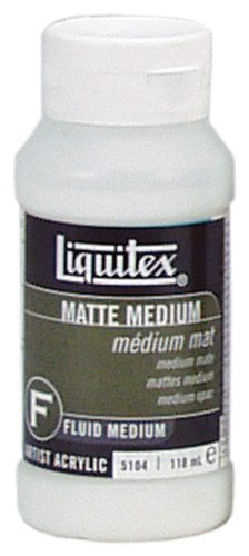 Liquitex - Medium, opaco, professionale, gel fluido effetto acrilico, 118 ml