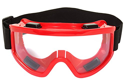 generic adult motorbike motocross atv / dirt bike racing transparent goggles with adjustable strap (colors & designs may vary) Generic Adult Motorbike Motocross Atv / Dirt Bike Racing Transparent Goggles With Adjustable Strap (Colors & Designs May Vary) 41IDPhncgaL
