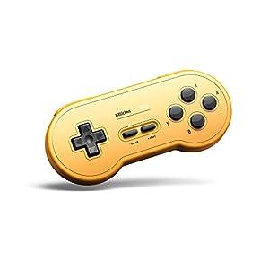 8Bitdo SN30 (GP Color Edition Yellow) Bluetooth Game Pad