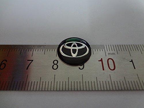 vyset-tm-logo-14-mm-auto-key-designerwaage-emblem-badge-radio-knopf-selbstklebend-fur-toyota-highlan