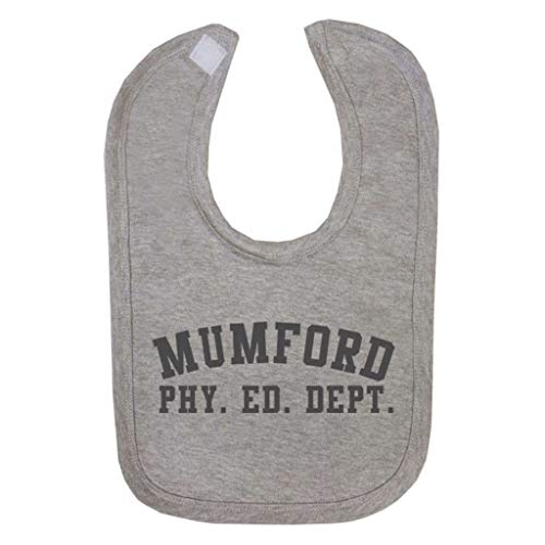Mumford Physical Education Beverly Hills Cop Baby And Toddler Bib