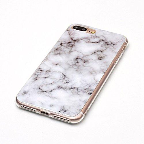 Cover iPhone 7 Custodia iPhone 7 ikasus® Lucido marmo texture