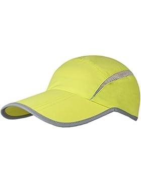 GADIEMENSS Quick Dry Lightweight Soft Comfortable Visor Hat Sports Empty Top Baseball Cap