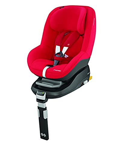 Maxi-Cosi 8634721110 Pearl Kindersitz Gruppe 1 (9-18 kg), rot