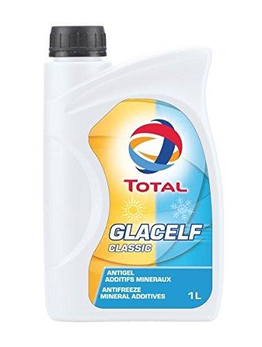 Total - Glac Elf Classic, 1ltr. Botella, Enfriador protección contra heladas