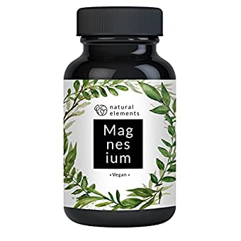 Natural Elements Magnesium