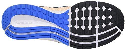 Nike Air Zoom Pegasus 32, Chaussures de Course Homme Multicolore - Multicolore (White/Black/Lsr Orange/Pht Bl)