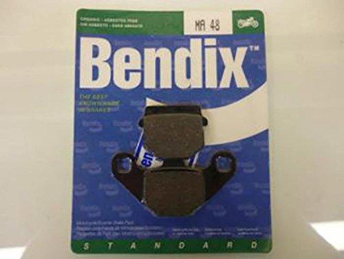 Pastiglie freno per 50 cc HM CRE del 1998 è stato 2005 MA48 nuovo marchio MA48 Bendix