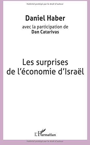 Les surprises de l'économie d'Israël par Daniel Haber