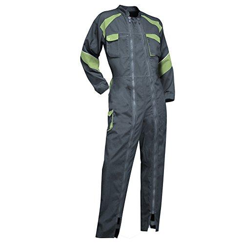 LMAArbeitsoverall, für Damen, Farbe Gerste, Grün, ox401021-LGR-2