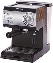ماكينة تحضير الاسبريسو والكابتشينو من نيكاي موديل رقم NEM1590A
