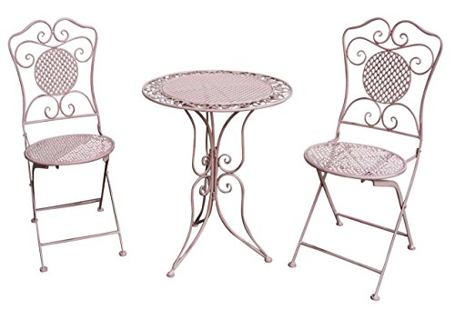 Salon-de-jardin-1-table-et-2-chaises-fer-style-antique-rose